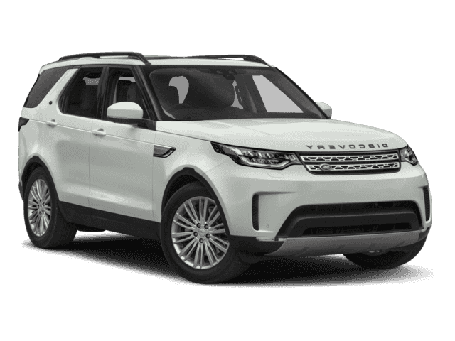 New 2018 Land Rover Discovery Hse Luxury Awd Hse Luxury