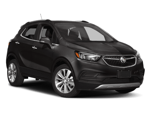 New 2018 Buick Encore Preferred FWD Preferred 4dr Crossover