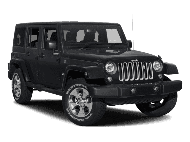 New 2018 Jeep Wrangler JK Unlimited Altitude