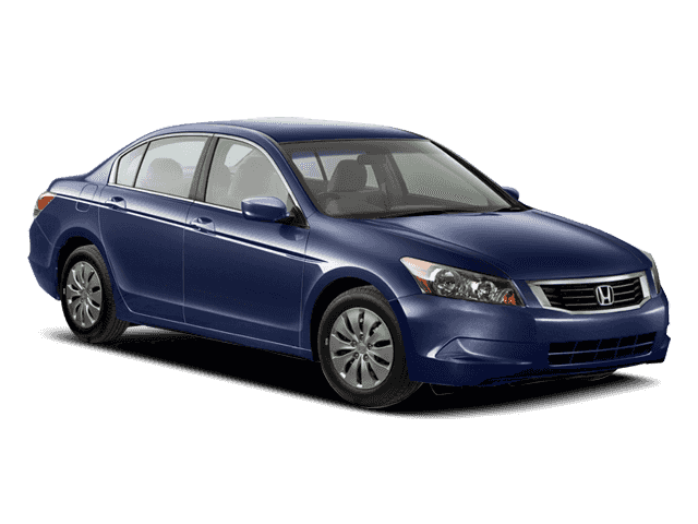 Pre-Owned 2009 Honda Accord LX FWD 4D Sedan