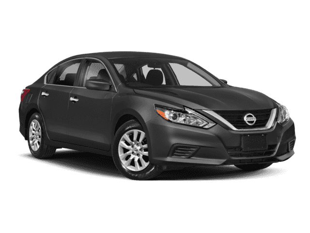 New 2018 Nissan Altima 2.5 SR FWD Sedan