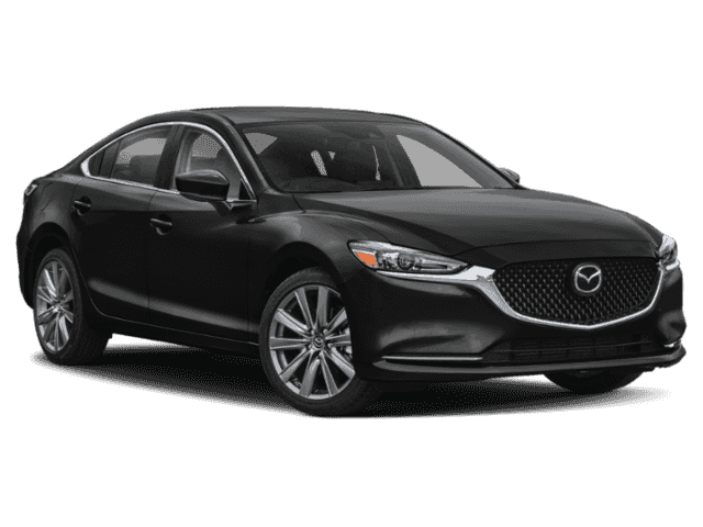 New 2020 Mazda6 Grand Touring FWD 4dr Car