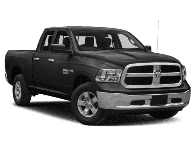 New 2019 RAM 1500 Classic RAM 1500 CLASSIC ST QUAD CAB 4X4 (140 IN WB 6 FT 4 IN BOX)