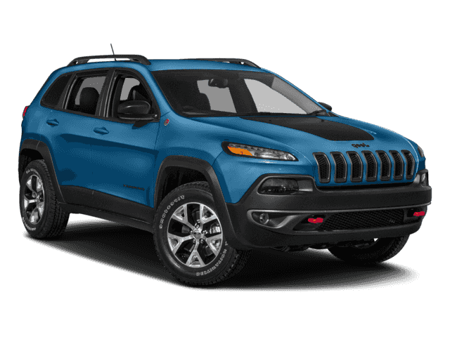 NEW 2018 JEEP CHEROKEE TRAILHAWK® 4X4