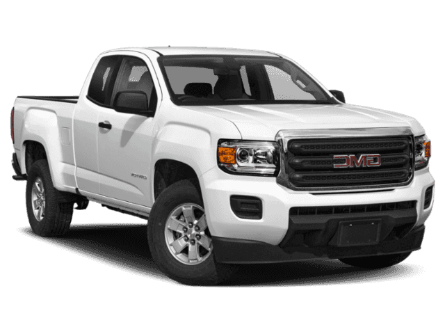 New 2020 GMC Canyon