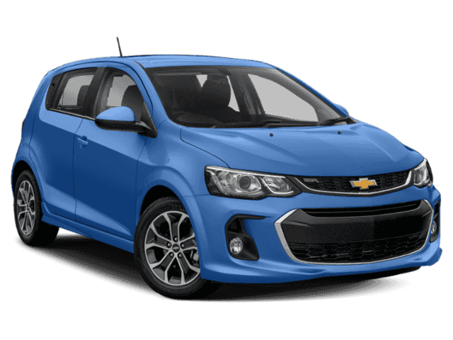 New 2019 Chevrolet Sonic 5dr HB Auto LT w/1SD FWD 4dr Car