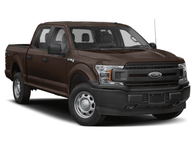 New 2020 Ford F-150 XL RWD 4D SuperCrew