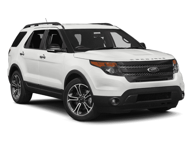 Pre-Owned 2014 Ford Explorer Sport 4WD