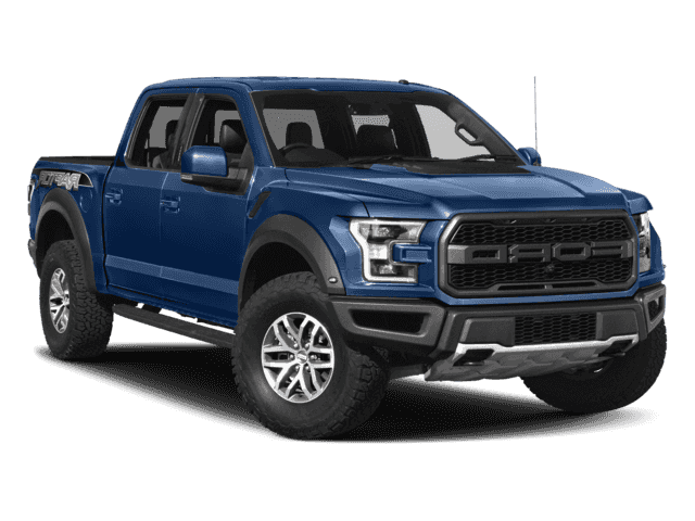 New 2017 Ford F-150 Raptor 4WD