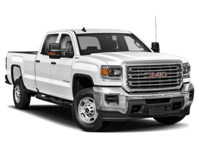 New 2019 GMC Sierra 2500HD