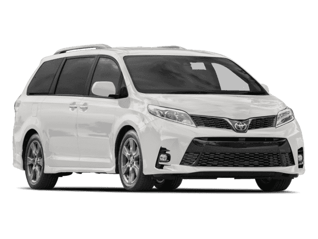 New 2018 TOYOTA Sienna LE 3.5L (8 Psgr) Front Wheel Drive VN