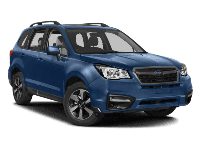 New 2018 Subaru Forester 25i Premium wAll Weather Package