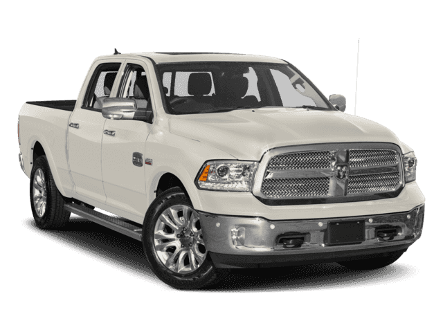 2018 Ram 1500 Limited Crew Cab EcoDiesel | Sunroof | Navigation