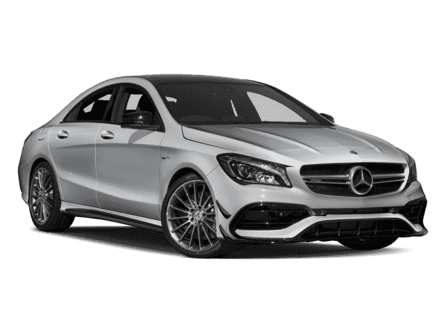 New Mercedes-Benz CLA AMG® CLA 45 4MATIC