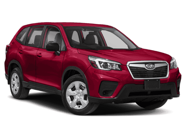 New 2019 Subaru Forester 2.5i Limited