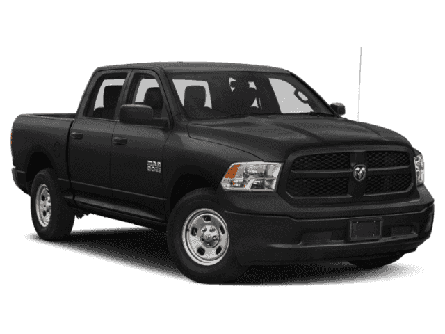 New 2019 Ram 1500 Classic Express Crew Cab | 8.4 Touchscreen | Back-up Camera