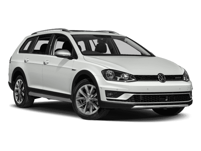 New 2017 Volkswagen Golf Alltrack SEL