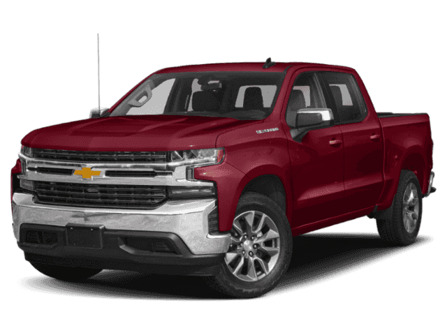 2019 Chevrolet Silverado 1500 New Crew Cab 4x4 High Country / Short Box
