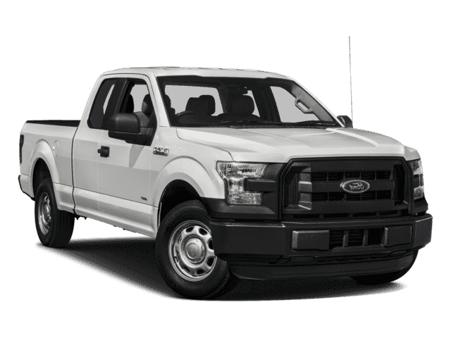 New 2016 Ford F-150 XL 4WD
