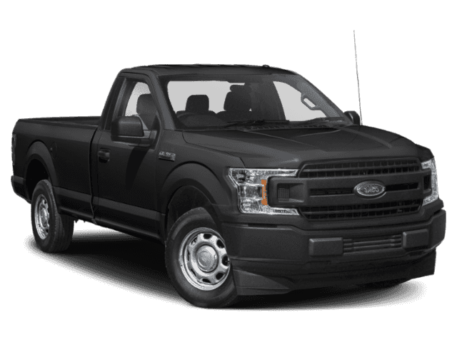 New 2019 Ford F-150 XL 2WD Reg Cab 8' Box