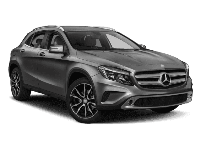 New 2017 Mercedes-Benz GLA GLA250