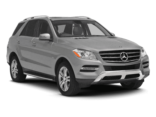 Pre-Owned 2012 Mercedes-Benz ML 350 AWD