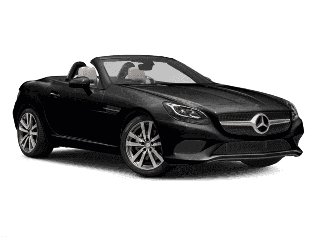 New 2017 Mercedes-Benz SLC SLC300 Rear Wheel Drive Convertible