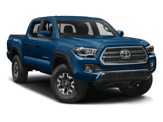 New 2017 Toyota Tacoma TRD Off-Road 4x4 4dr Double Cab