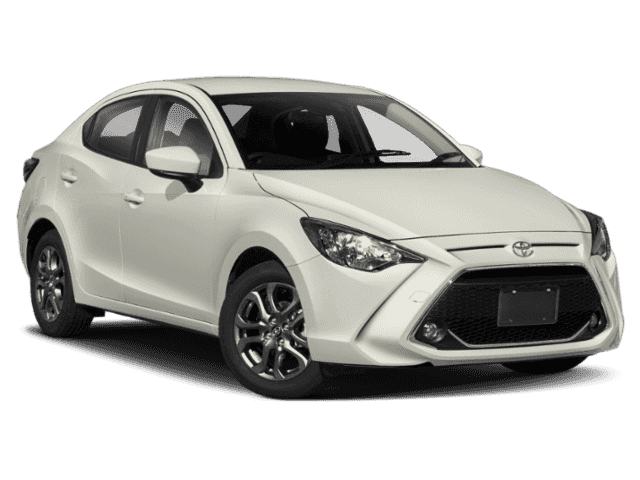 New 2020 Toyota Yaris Sedan L