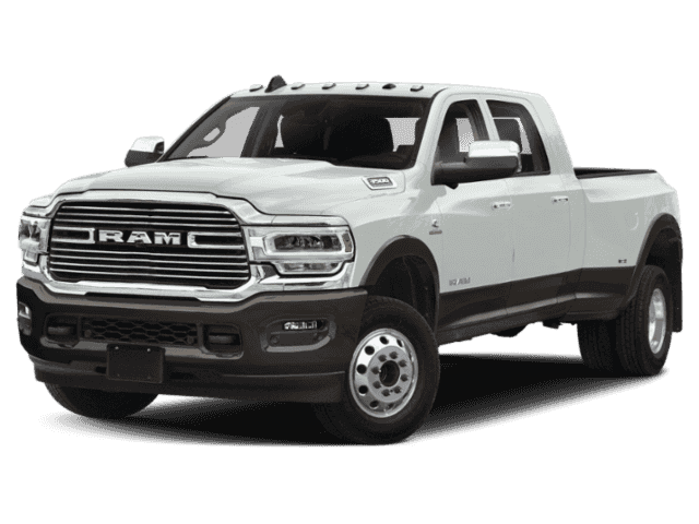 New 2019 Ram 3500 Longhorn With Navigation & 4WD