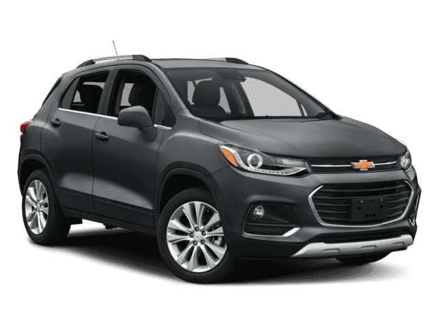 New 2018 Chevrolet Trax Premier AWD
