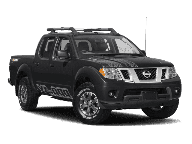 New 2017 Nissan Frontier PRO 4WD