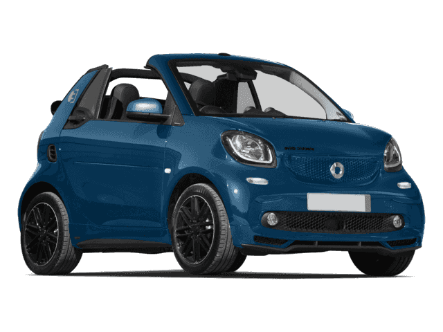 New 2018 smart SMT EQ fortwo cabriolet