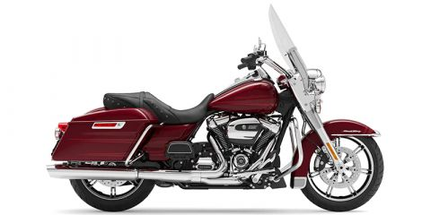 New 2020 Harley-Davidson Touring Road King FLHR