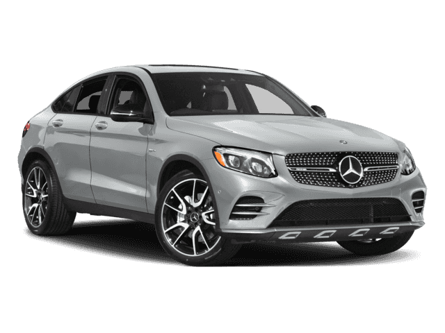 New 2018 Mercedes-Benz AMG® GLC 43 4MATIC® Coupe AWD 4MATIC®