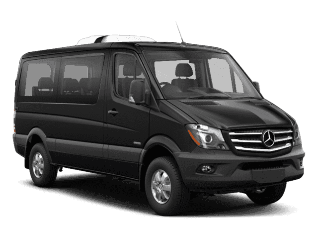 Superior New 2018 Mercedes Benz Sprinter Passenger Van