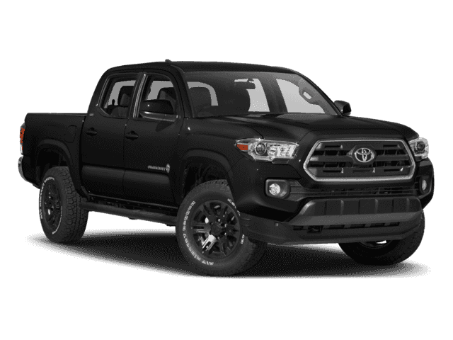 New 2018 Toyota Tacoma SR5 Short Bed