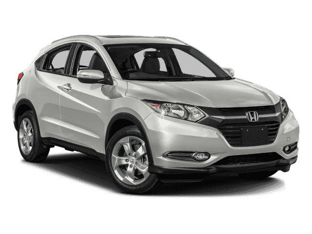 New 2016 Honda HR-V EX-L w/Navi With Navigation