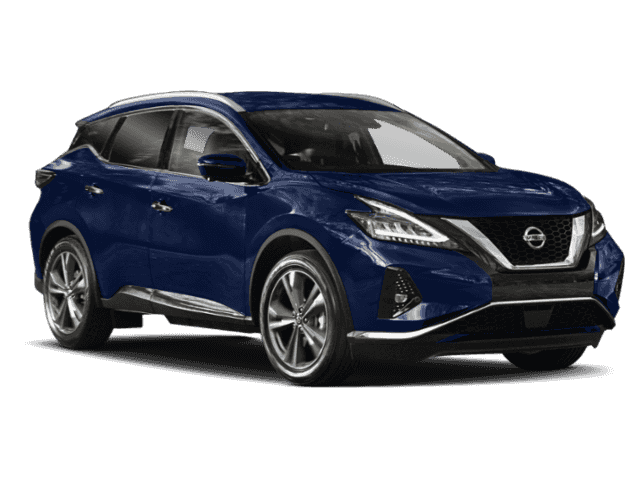 New 2019 Nissan Murano S AWD With Navigation & AWD