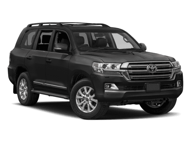 New 2018 Toyota Land Cruiser 4WD 4WD