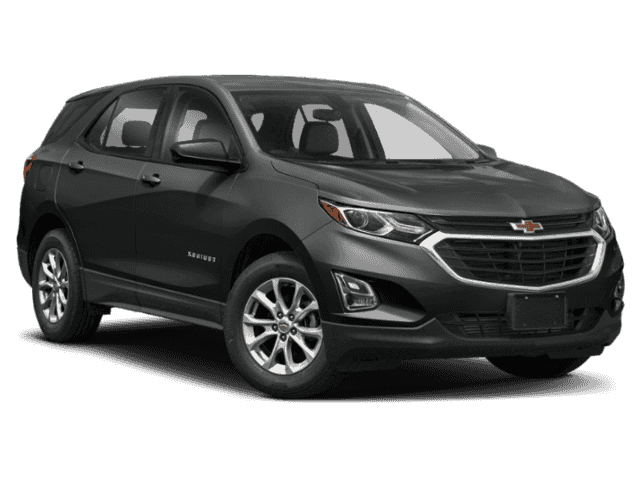 Pre-Owned 2020 Chevrolet Equinox LS w/1LS AWD