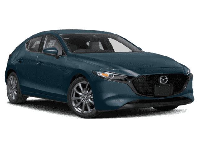 New 2019 Mazda3 Hatchback HATCH PREFERRED