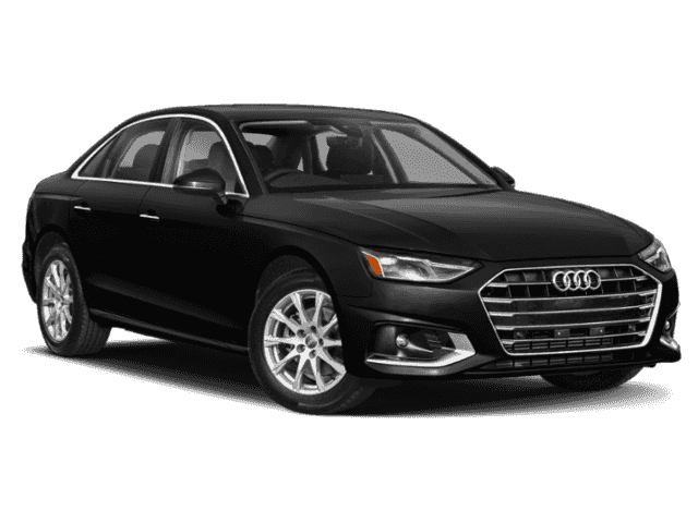 New 2020 Audi A4 FrontTrak 4D Sedan