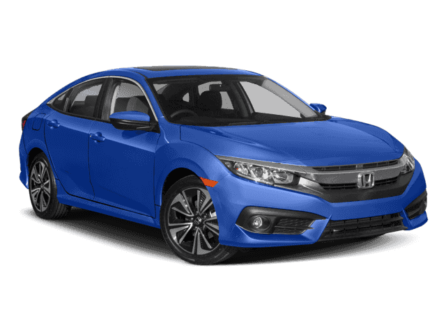 New 2018 Honda Civic Sedan EX-T Front Wheel Drive Sedan