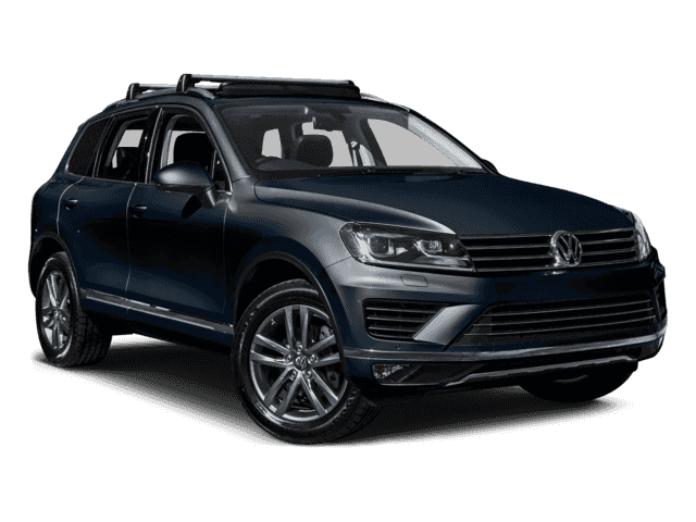 New 2016 Volkswagen Touareg 4DR TDI LUX