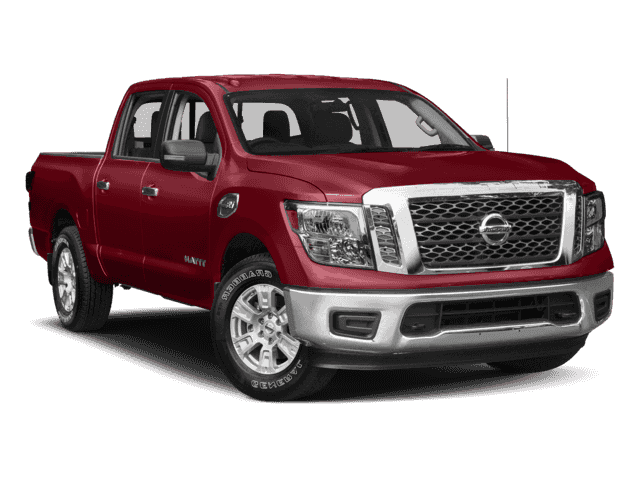 new 2017 nissan titan sv truck in brooklyn park 4n18418. Black Bedroom Furniture Sets. Home Design Ideas