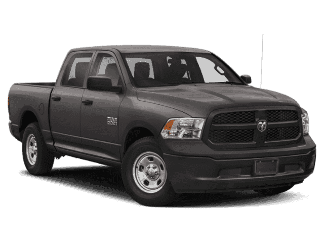 New 2019 Ram 1500 Classic Express Blackout Crew Cab | 8.4 Touchscreen | Back-up Camera
