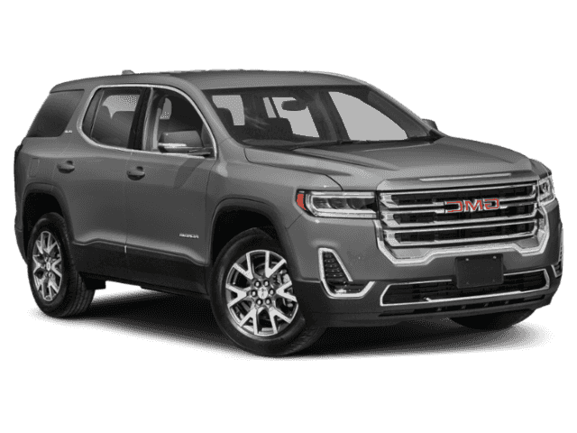 New 2020 GMC Acadia AWD 4dr SLT