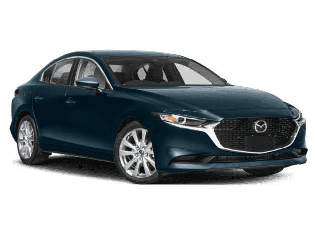 New 2020 Mazda3 Preferred FWD 4D Sedan