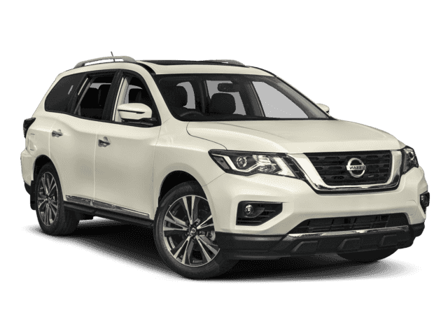 new 2018 nissan pathfinder platinum 4d sport utility in murray